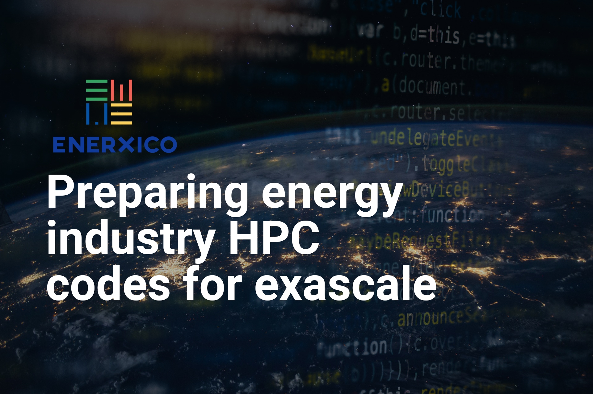 Preparing energy industry HPC codes for exascale