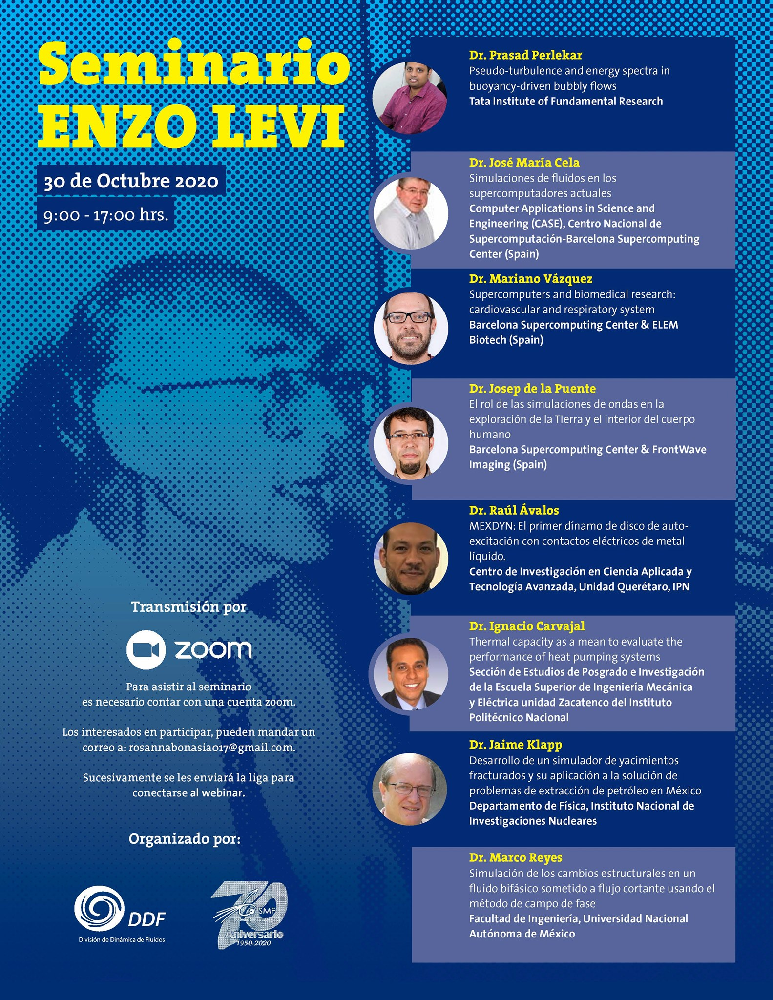 Seminario Enzo Levi